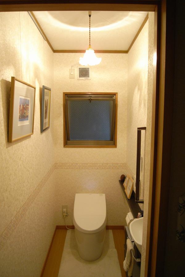ライト トイレ ペンダント